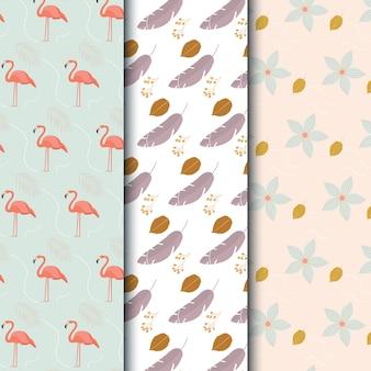 Wzór flaminga