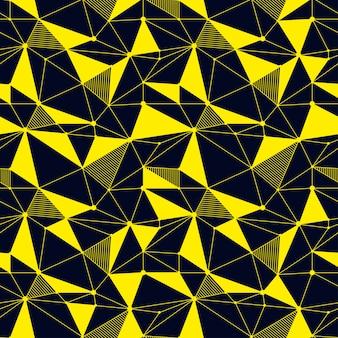 Wzór geometryczny linia