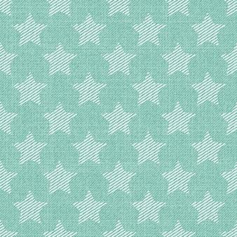 Wzór gwiazdy na tekstylne, abstrakcyjne tło geometryczne. kreatywna i luksusowa ilustracja w stylu