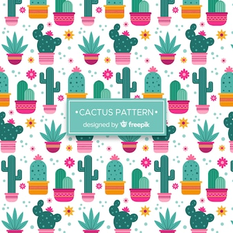 Wzór kaktusa
