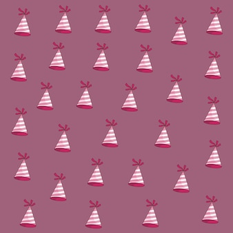 Wzór kapelusza urodziny