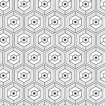 Wzór Liniowy Płaskie Abstrakcyjne Linie Darmowych Wektorów