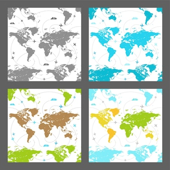 Wzór mapy