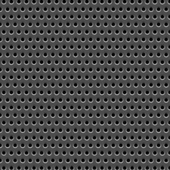 Wzór metaliczny talerz