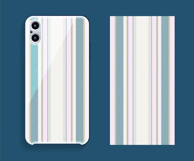 Wzór osłony smartfona