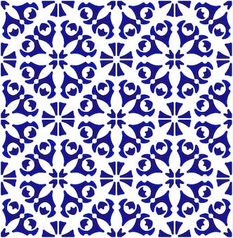 Wzór porcelany