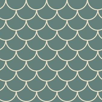Wzór rybiej łuski. gad, tekstura skóry smoka. tło dla tkaniny, projektu tekstylnego, papieru pakowego, stroju kąpielowego lub tapety. niebieski ogon syreny z rybią łuską pod wodą.