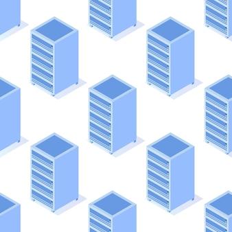 Wzór serwera danych.