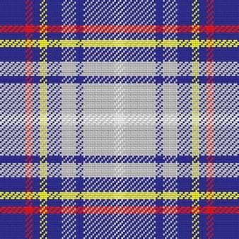 Wzór szkocka kratę, w stanie nevada