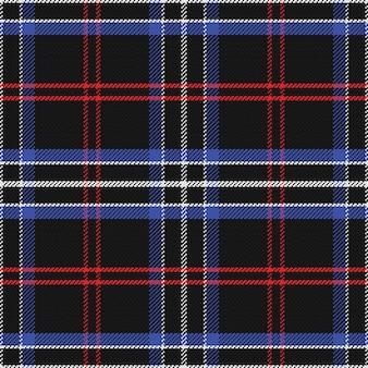Wzór szkocka kratę