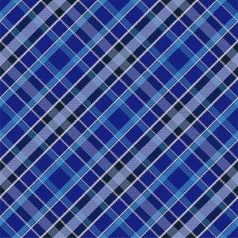 Wzór szkockiej kraty w kratę. powtarzalna tekstura tkaniny w kratkę.