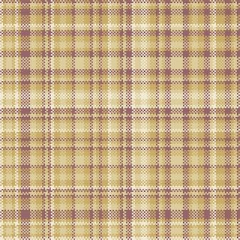 Wzór szkockiej kraty w kratę. sprawdź teksturę tkaniny.