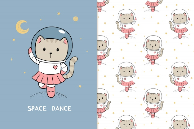 Wzór tańca kosmicznego