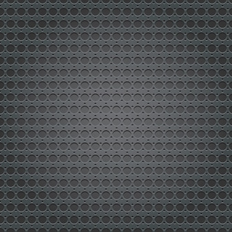 Wzór tekstury siatki metalowej płyty