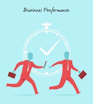 Wzór tła biznesowych