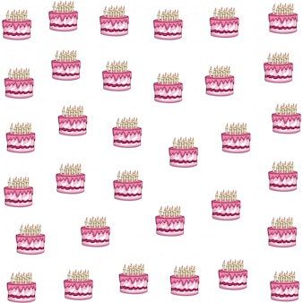 Wzór tortu urodzinowego