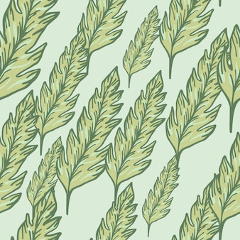 Wzór tropikalny zielony liść. ozdoba liści. tło liści. tapeta w kwiaty.