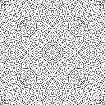 Wzór. vintage elementy dekoracyjne