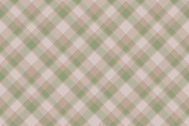Wzór w kratę w szkocką kratę. tkanina w stylu retro.