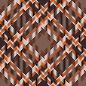 Wzór w kratę w szkocką kratę. tkanina w tle retro. vintage kratka kolor kwadratowa geometryczna tekstura.