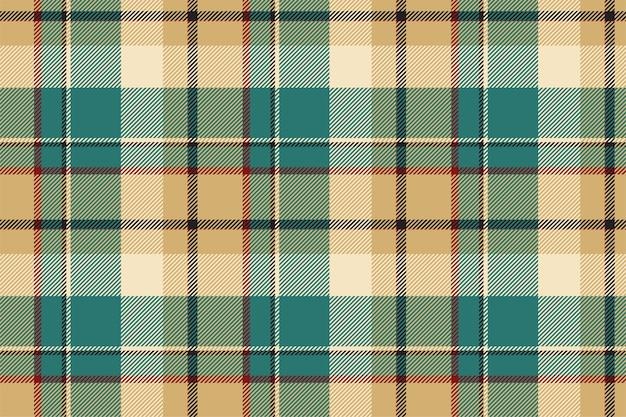 Wzór w kratę w szkocką kratę. tkanina w tle retro. vintage kratka kolor kwadratowa geometryczna tekstura