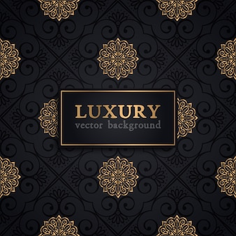 Wzór wektora luksusowych