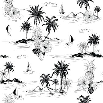 Wzór wyspy