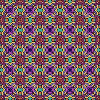 Wzór z abstrakcyjnym stylu
