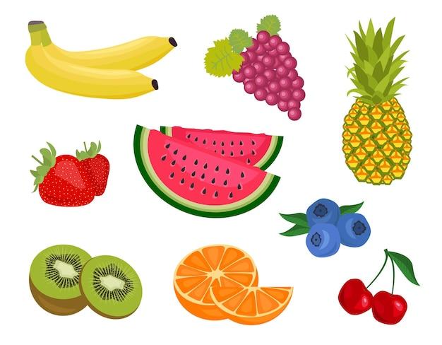 Wzór z bananem idealny do tapet prezent papierowy wzór wypełnia tło strony internetowej