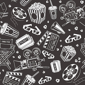 Wzór z elementami kina
