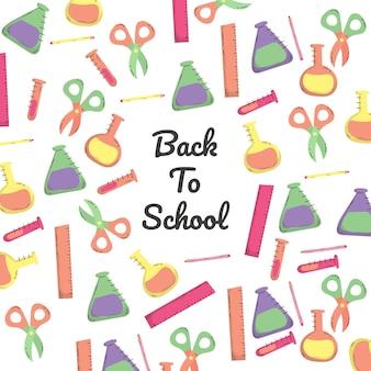 Wzór z powrotem do szkoły