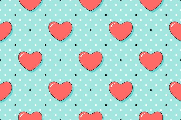 Wzór z serca
