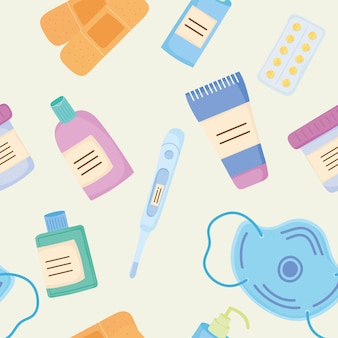 Wzór zestawów leków