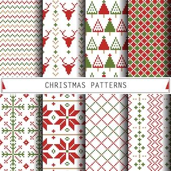 Wzory świąteczne
