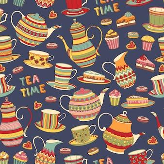 Wzorzec czasów herbaty