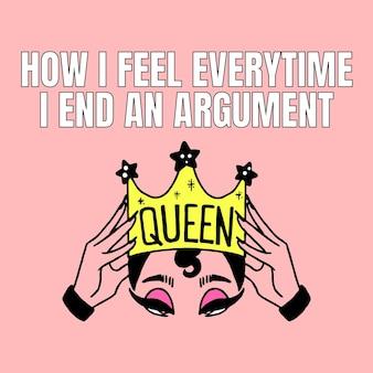 Yas królowa mem