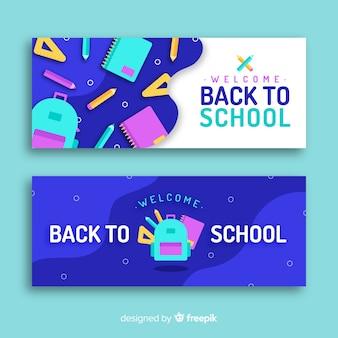Z powrotem do banerów szkolnych