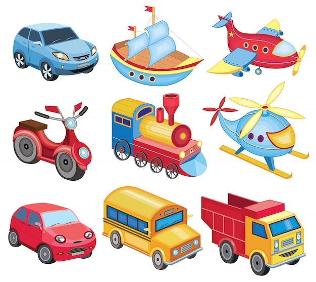 Zabawki dla młodszych dzieci