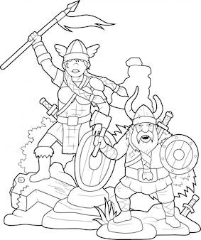Zabawni wikingowie