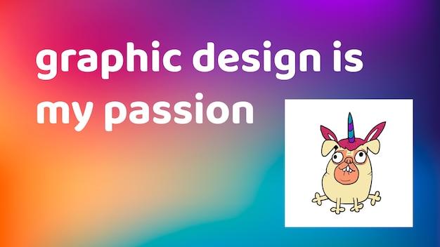 Zabawny design to moja pasja mema