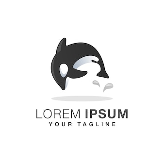 Zabij logo wieloryba