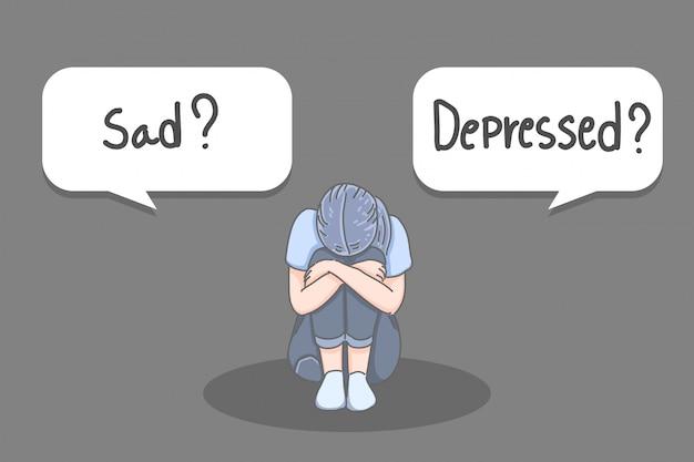 Zaburzenia depresyjne