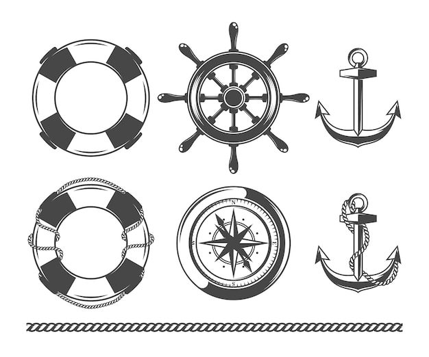 Zabytkowe przedmioty morskie