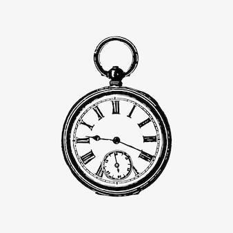 Zabytkowy zegarek ręczny