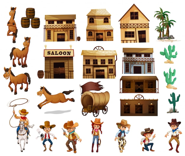 Zachodni kowboje