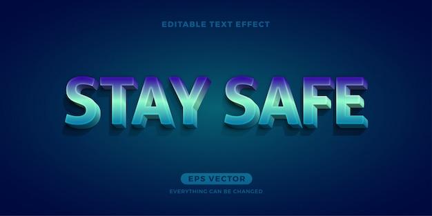 Zachowaj bezpieczeństwo edytowalnego tekstu