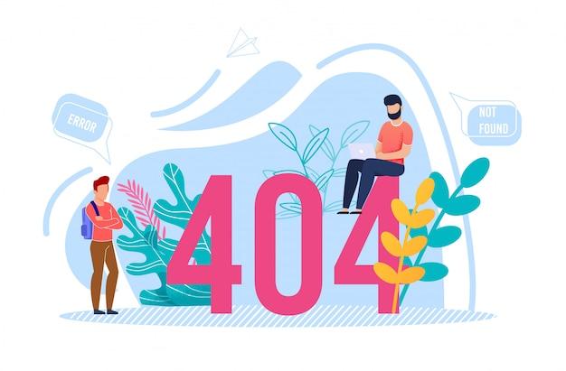 Żądana strona nie znaleziona błąd 404