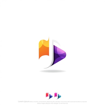 Zagraj w projekt logo czatu