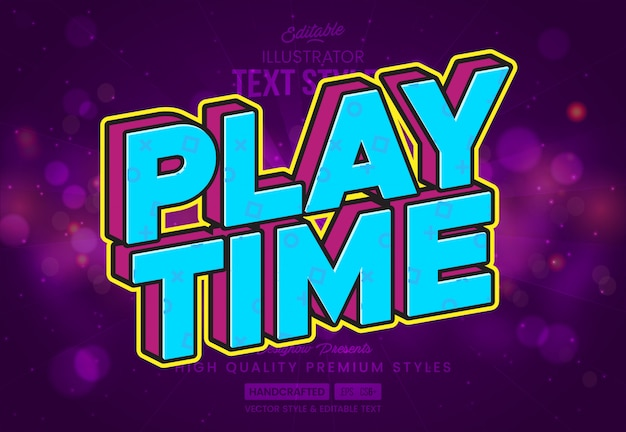 Zagraj w styl tekstu czasu