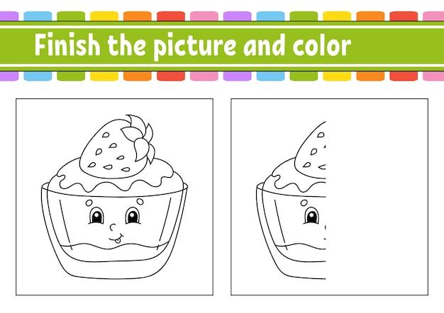 Zakończ obraz i kolor!